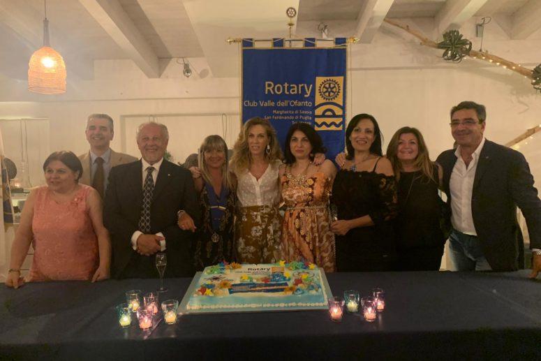 Rotary Club Valle dell'Ofanto – Passaggio del Martelletto