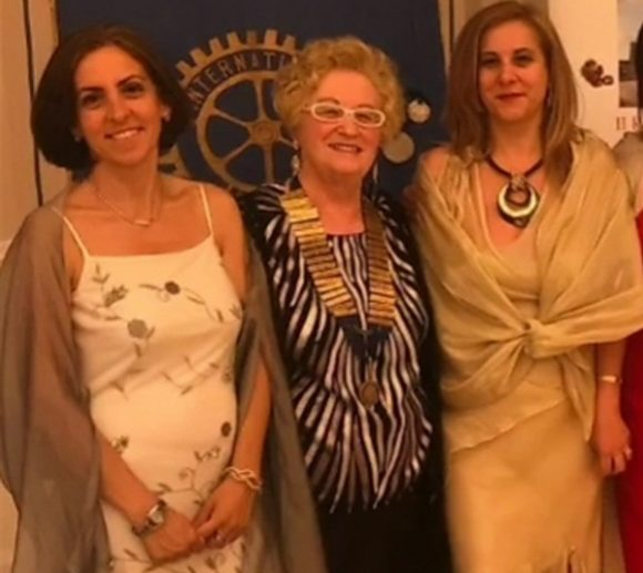 Rotary Club Melfi_Passaggio del martelletto