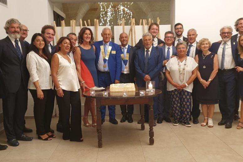 Rotary Club Nardò_Visita del Governatore