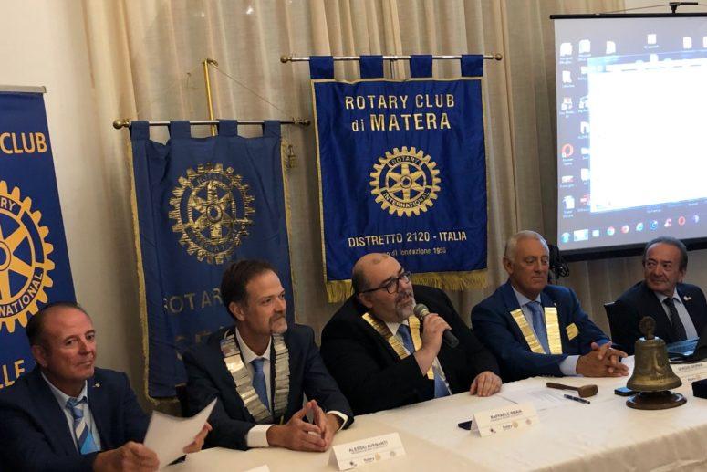 Rotary Club Matera_Riflessioni sotto le stelle: cervello e mente