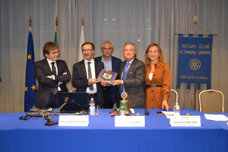 Rotary Club Altamura – Gravina_I VOLTI DELLA GIOCONDA