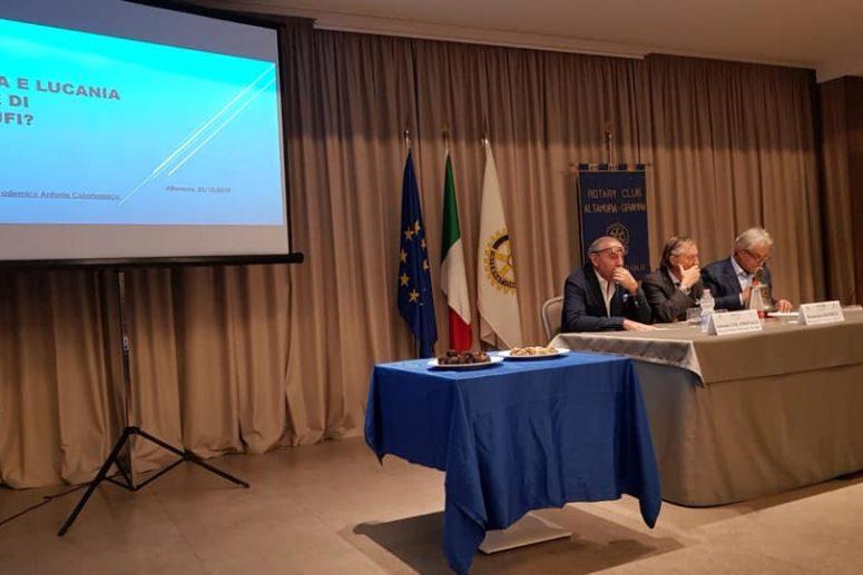 Rotary Club Altamura – Gravina_Puglia e Basilicata Terra di tartufi