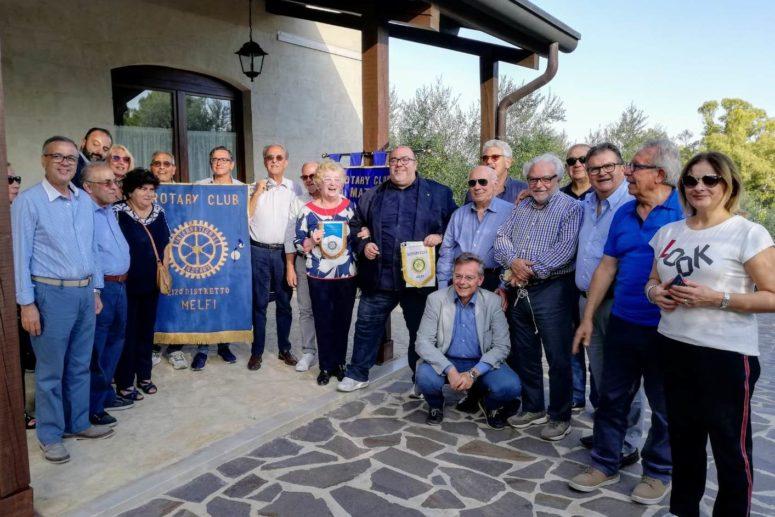 """Rotary Club Matera: """"Vi aspettiamo a Matera, Capitale Europea della Cultura"""""""