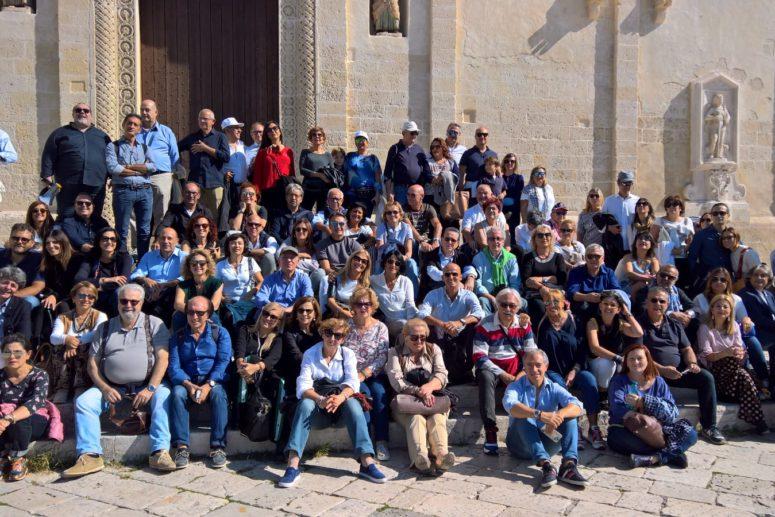 Rotary Club Matera, Rotary Club Bitonto Terre dell'Olio e Rotary Club Molfetta a Matera per una giornata memorabile