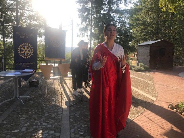 Il Rotary club Melfi per il FAI
