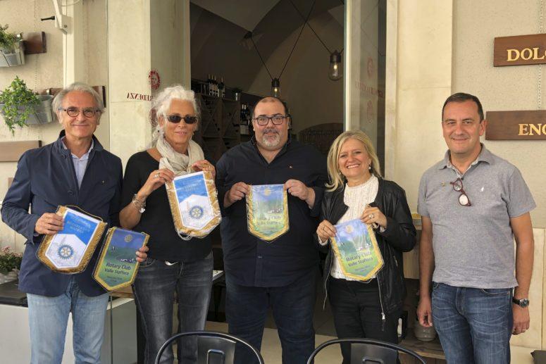 """Rotary Club Matera_Avviato il Service """"Vi aspettiamo a Matera, Capitale Europea della Cultura"""""""