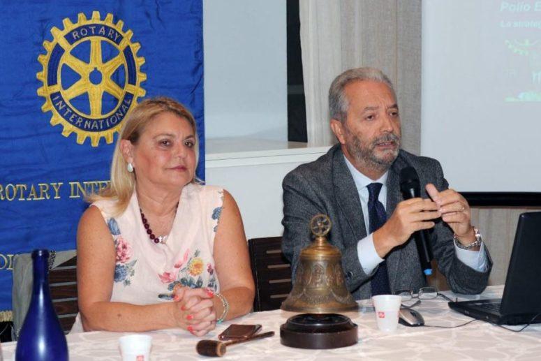 IL ROTARY CLUB FOGGIA E GIORNATA MONDIALE DELLA POLIO