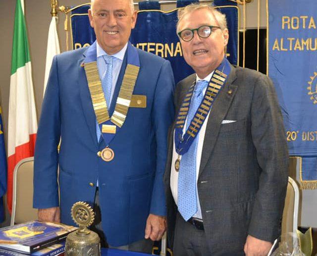 Rotary Club Altamura – Gravina_La Visita del Governatore