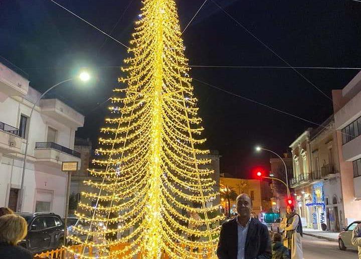 R.C. Nardò_Le luci di Natale
