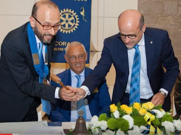 Il Rotary Club Corato si racconta in TV