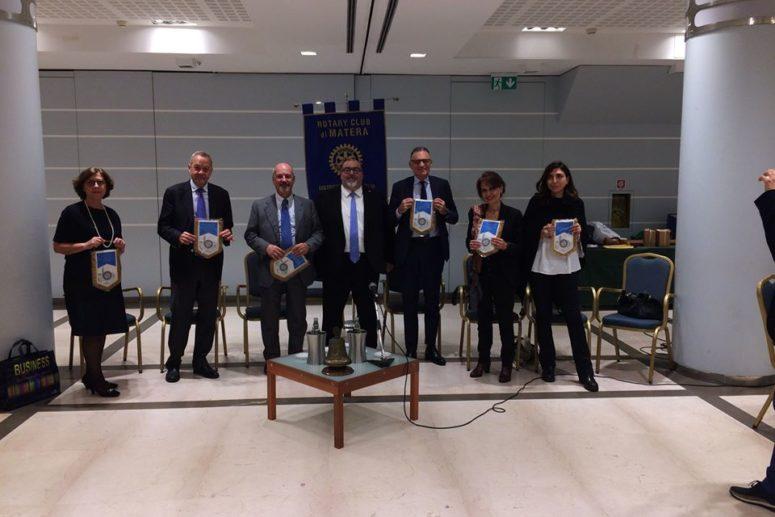 R.C. Matera_Serata al Caminetto su prevenzione e cura delle malattie rare