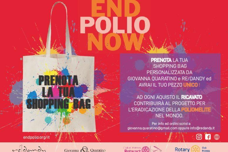 Rotary e Rotaract Club Potenza_Be Unique 4 End Polio Now – 24 Ottobre 2019