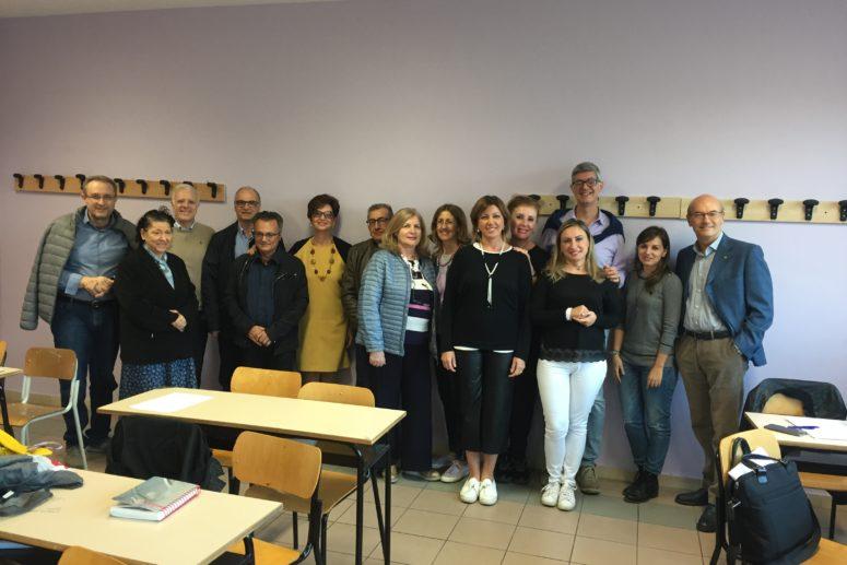 Rotary Club Foggia U. Giordano_ PROGETTO GRAFOLOGIA