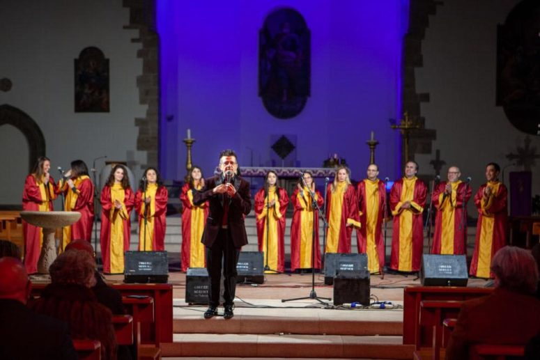 Rotary Club Venosa     Joyful Chorus Group – Cattedrale di Venosa – Dic 2019