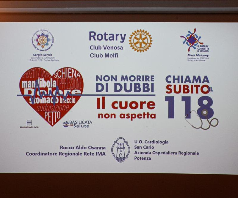 Rotary club Venosa