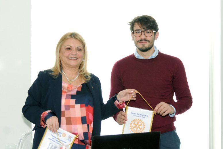 GLOBAL GRANT BORSA DI STUDIO DEL ROTARY CLUB FOGGIA PER LA RICERCA ONCOLOGICA