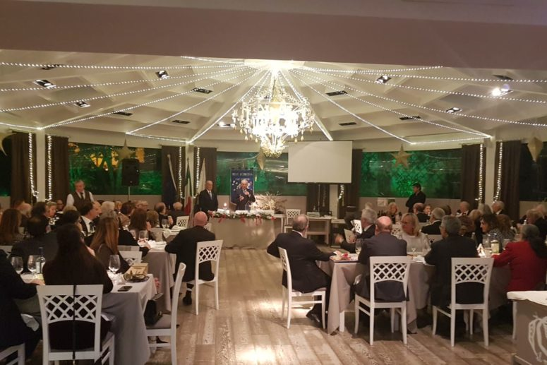 Festa degli auguri del Club 17 dicembre 2019