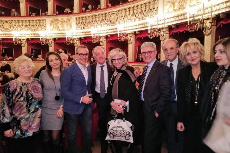 Il Rotary Club di Melfi al Teatro San Carlo di Napoli