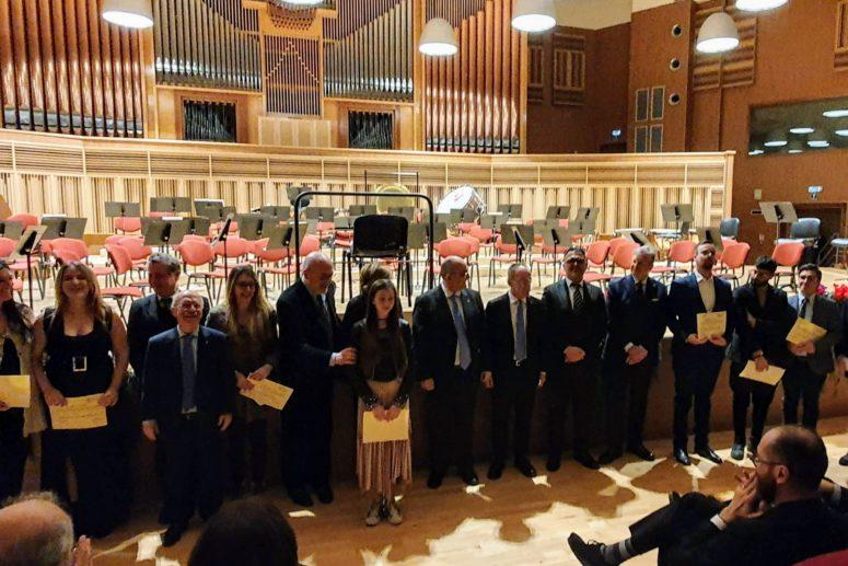 """Service al Conservatorio """"Niccolò Piccinni"""" di Bari – 7 febbraio 2020"""