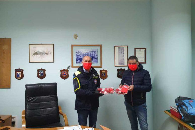Donazione da parte del Distretto all'UOC/Rotary di Melfi