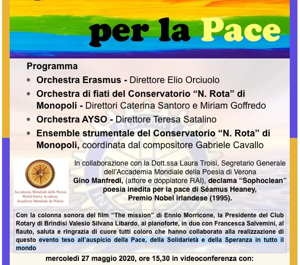 Concerto per la Pace
