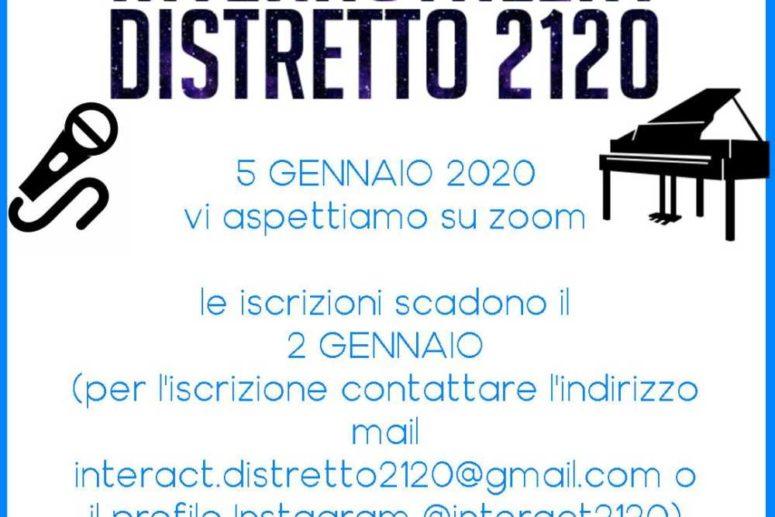 Interactalent 2021