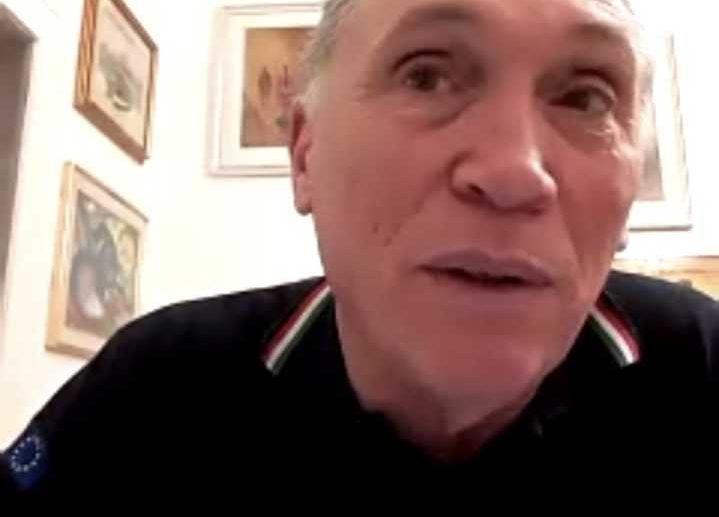 IL GEN. MORABITO AL R. C. FOGGIA:  PROTEZIONE CIVILE E EMERGENZA COVID
