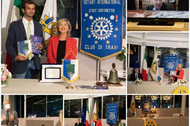 IL PREMIO PROFESSIONALITA' 2021 DEL ROTARY CLUB TRANI