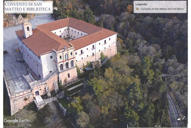 IL ROTARY CLUB SAN SEVERO VISITA IL CONVENTO DI SAN MATTEO IN LAMIS