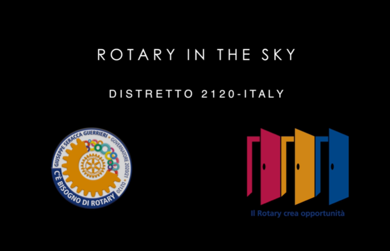 ROTARY IN THE SKY