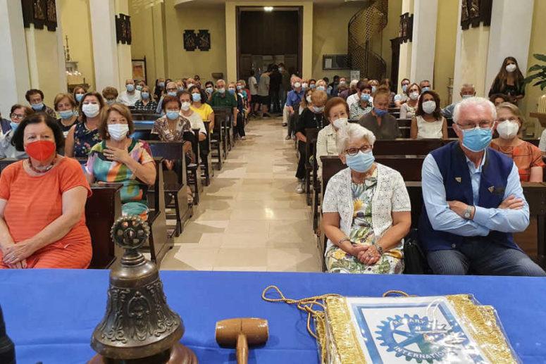 Serata italo-tedesca al R.C. Bisceglie con la storia della Madonna di Passavia