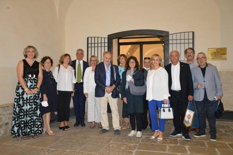 Il Rotary Club Venosa  per le Giornate Europee del Patrimonio 2021